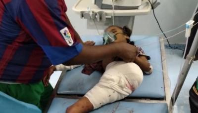 منظمة دولية: رُبع الضحايا المدنيين في اليمن من الأطفال