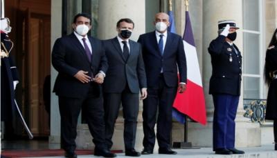 بعد 7 سنوات من الإغلاق.. الرئيس الفرنسي يعلن إعادة فتح سفارة بلادة بطرابلس الليبية