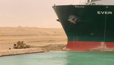 كيف تشكل حادثة سفينة قناة السويس أسوأ سيناريو للتجارة العالمية؟