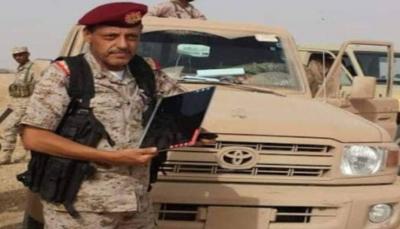 استشهاد قائد المنطقة العسكرية السادسة في مواجهات مع ميلشيات الحوثي
