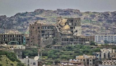إصابة امرأتين برصاص قناص مليشيات الحوثي غربي تعز