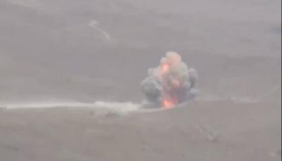 مأرب.. قصف جوي ومدفعي يستهدف تجمعات وتعزيزات لمليشيات الحوثي