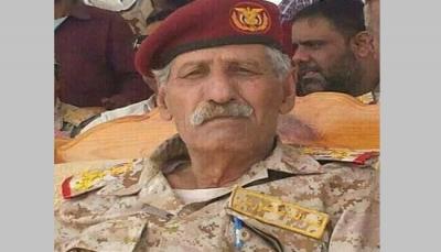 وفاة قائد محور المهرة العميد الركن عبدالله الوليدي