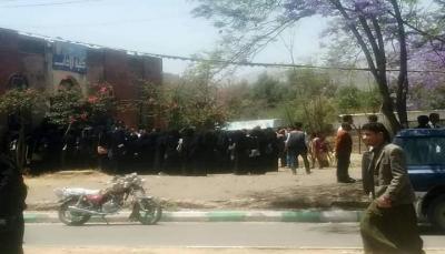 جامعة إب تحرم عشرات الطلاب من دخول الامتحانات