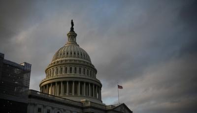 """غلق مبنى الكابيتول في الولايات المتحدة بسبب وجود """"تهديد أمني"""""""