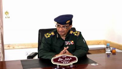 مدير شرطة تعز يُجري تغييرات لعدد من مدراء الأقسام