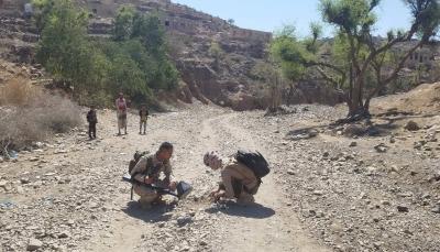 مسؤول: ألغام الحوثي تسببت في مقتل 8 آلاف مدني ومساحات واسعة بتعز ملوثة