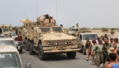 أبين.. الانتقالي يحشد ميلشياته والقوات الحكومية تؤكد استمرار معركة بسط الأمن