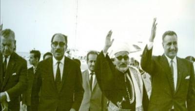"""""""عبد الرحمن الإرياني"""".. العائد من الإعدام إلى الحياة ومن السجن إلى الرئاسة"""