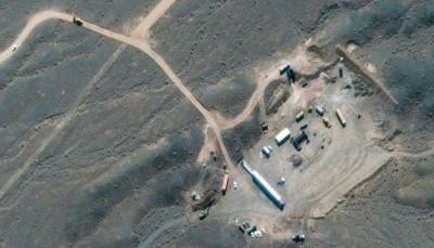 """إيران تقول إن الحادث الذي وقع في منشأة نطنز النووية """"عمل إرهابي"""""""