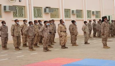 الجيش الوطني يفتتح معهد عسكري في محافظة صعدة