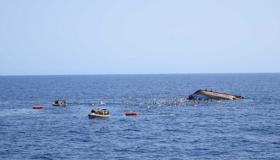 منظمة حقوقية تدعو الى وقف عمليات التهريب عبر السواحل اليمنية