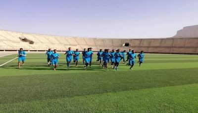 اتحاد الكرة ينقل معسكر المنتخب الأول إلى شبوة