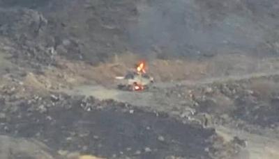 الجيش والتحالف يكبدان ميليشيات الحوثي خسائر كبيرة غربي مأرب