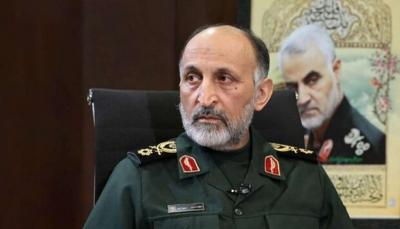 تضاربت الأنباء حول وفاته.. مسؤول إيراني سابق: حجازي كان أعلى قائد للحرس الثوري في دعم الحوثيين