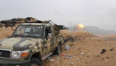 """مأرب.. قتلى وجرحى من الحوثيين في كمين للجيش الوطني في """"المشجح"""""""