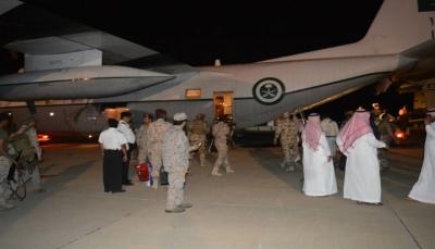 وفد عسكري سعودي يصل سقطرى.. وزير سابق: هناك توجه لحل الإشكالية الناتجة عن الانقلاب