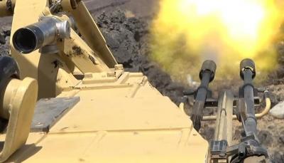 """مأرب.. مصرع وإصابة عشرات الحوثيين وتدمير 12 آلية عسكرية في معارك مستمرة بـ""""المشجح"""""""