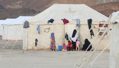 الأمم المتحدة: نزوح نحو ثلاثة آلاف أسرة جراء الصراع في مأرب منذ فبراير