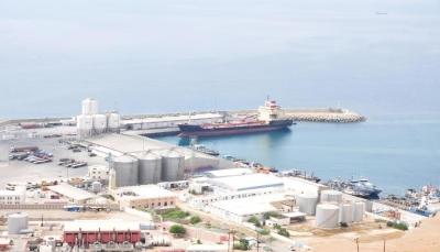 """""""نصف سعر الغذاء تكاليف النقل"""".. الأمم المتحدة تدعو لإصلاح مينائي """"المكلا وعدن"""""""