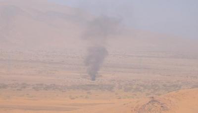 الجيش يعلن تنفيذ عملية هجومية في عمق مواقع الحوثيين غربي مأرب
