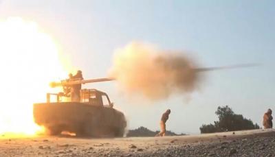"""مأرب.. الجيش يعلن مصرع 23 حوثيا في عملية استدراج محكمة في """"المشجح"""""""