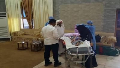 حضرموت.. نقل التوأم السيامي إلى السعودية تمهيداً لفصلهما