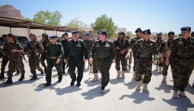 وزير الداخلية يوجه بصرف مكافئة لمنتسبي القوات الخاصة بوادي حضرموت