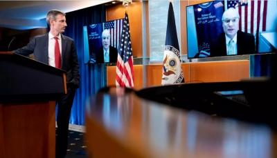 بعد فشل محادثات مسقط.. المبعوث الأمريكي يجري مشاورات مع الحكومة بالرياض