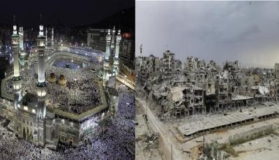 بعد أن مر من القلمون في سوريا.. علماء الحوثي: أقرب طريق إلى القدس هو المسجد الحرام
