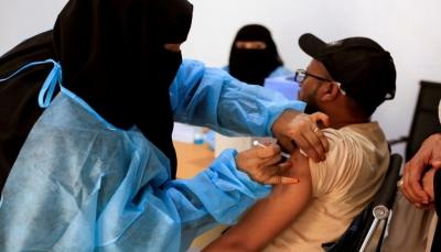 مصدر طبي: قرابة 5 آلاف شخص لقّحوا ضد كورونا في تعز