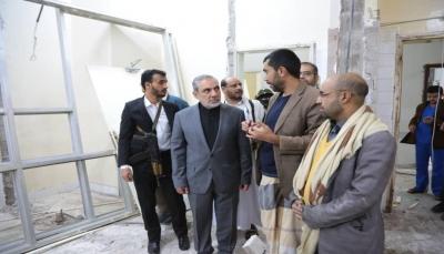 """الحكومة: الإيراني """"إيرلو"""" يتحرك كحاكم فعلي لمناطق سيطرة الحوثي"""