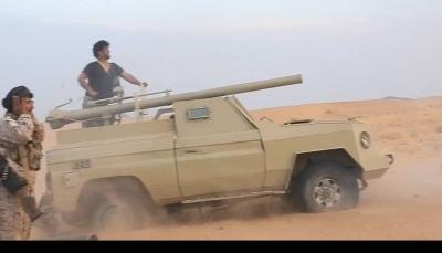 مدفعية الجيش تكبّد مليشيا الحوثي خسائر فادحة غربي مأرب