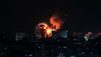 """الاحتلال الإسرائيلي يعلن إطلاق عملية """"حارس الأسوار"""" على غزة والقسام تتوعدها برد مؤلم"""