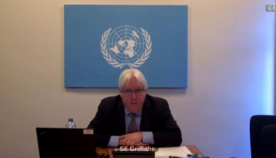 """""""غريفيث"""" لمجلس الأمن: لا أستطيع إجبار الأطراف اليمنية على التفاوض (نص الإحاطة)"""