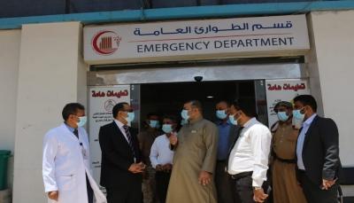 """وزير الصحة يوجّه باعتماد فرع المجلس اليمني للاختصاصات الطبية بـ""""مأرب"""""""
