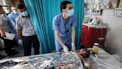 """35 شهيداً جراء تجدد القصف الصاروخي للاحتلال الإسرائيلي على """"قطاع غزة"""""""