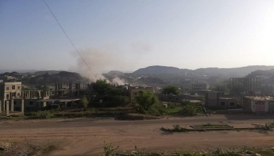 مقتل 3 مدنيين بقصف حوثي استهدف حيًا سكنيًا شرقي تعز