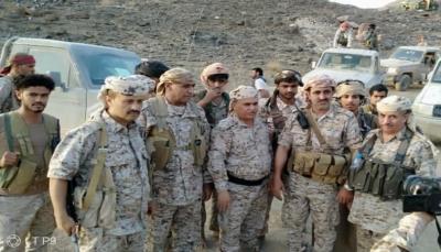 من صرواح.. اللواء القميري للحوثيين: أبطال الجيش الوطني لكم بالمرصاد