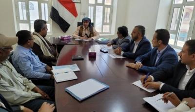 أمانة العاصمة تستعد لتجهيز قوة إسناد لرفد الجيش الوطني والمقاومة