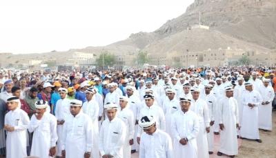 زواج جماعي لـ 96 عريساً وعروس في حضرموت
