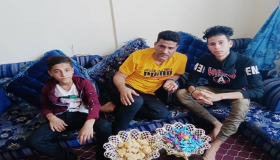 كيف قضى أهالي المختطفين في سجون ميليشيات الحوثي عيد الفطر؟ (تقرير خاص)