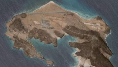 """""""جزيرة ميون الإستراتيجية"""".. لمصلحة من تبني الإمارات قاعدة جوية في باب المندب؟ (تقرير خاص)"""
