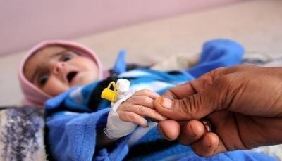 """""""سوء التغذية"""".. شبح متجدد في الحرب يهدد حياة الأطفال في اليمن"""