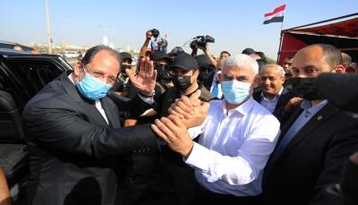 رئيس جهاز المخابرات المصري يختتم زيارته لغزه.. هذا ما بحثه مع قيادة حماس
