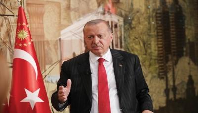 أردوغان يهاجم مواقف بايدن ويتحدث عن العلاقة مع مصر