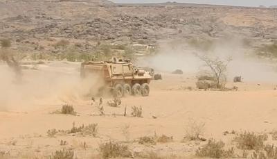 الجوف.. كمين للجيش الوطني يستهدف مجاميع من الحوثيين شمالي الحزم