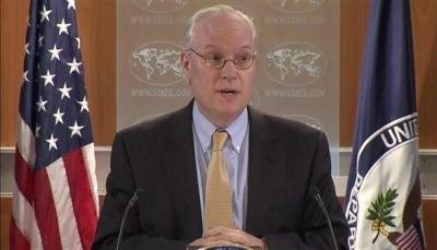 غداة المجزرة الحوثية بمأرب.. مبعوثا أمريكا وبريطانيا يدعوان إلى السلام في اليمن