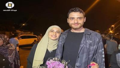 أيقونة الشيخ جراح بالقدس.. الاحتلال الإسرائيلي يطلق سراح الناشطة منى الكرد وشقيقها