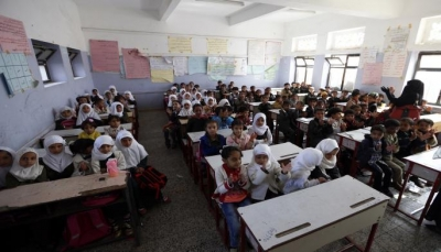 نقابة المعلمين اليمنيين تدعو الرئاسة إلى منح التعليم وقضايا التربويين أهمية قصوى